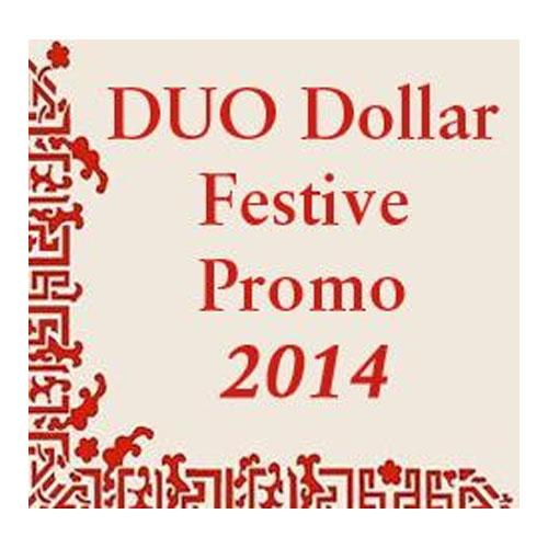 Duo Dollars Festive Promotion